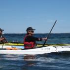 På havkajaktur i vikingernes kølvand!